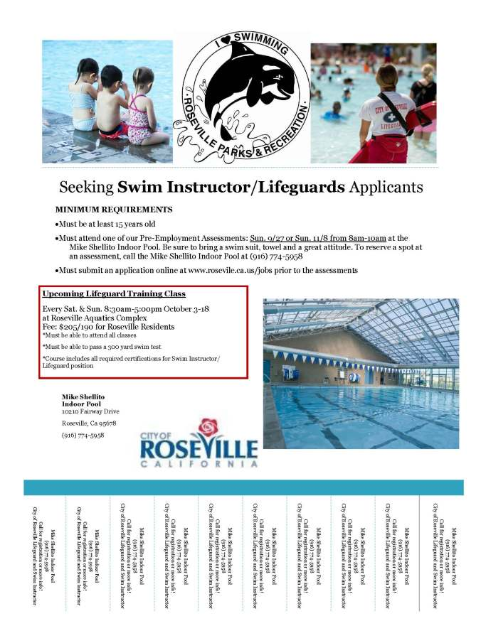 City of Roseville Jobs
